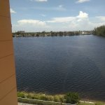 View of the lagoon from 4th floor