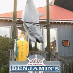Benjamins - Best seafood buffet in Myrtle Beach.