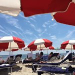 Virginia Hotel beach amenities