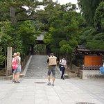 Ginkaku-ji Temple -- temple entrance