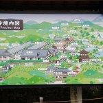 Ginkaku-ji Temple map
