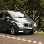 Epicurean Yarra Valley tour vehicle