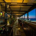 #Granada #restaurant #bar #cosy #atmosphere #sea view #nice #mood #comfortably #in #hurghada #eg