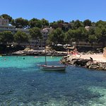 I'm adding Cala Vinyes to your Bucket List!! You're welcome.......