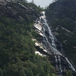 Steall Waterfall Foto
