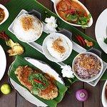 อาหารไทย รสชาติเข้มข้น