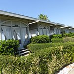 beach side chalets for hire