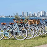 Located right near the Broadwater Bike Path