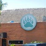 Front of Osos Oyster Bar, La Cruz