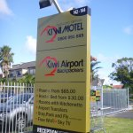 Photo of Auckland Airport Kiwi Hotel