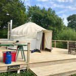 'Swallow' yurt