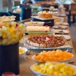 Jing Asia dessert buffet