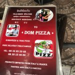 Photo of DOM Pizzas