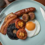 Full Cornish Breakfast