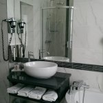 large bathroom of the standard small room