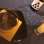 crema pasticcera con cioccolato e nocciole + limoncello