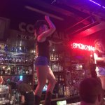 Dancing on the Bar