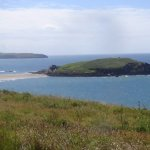 Another lovely view of Burgh Island.