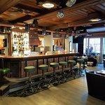 Die Bar mit Musik