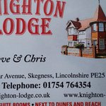 Foto de Knighton Lodge