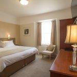 Invicta Hotel Double Bedroom