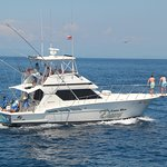Our 50' Hatteras (Hatta Dreams)