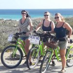 Electric bicycle tour from Eagle Beach to the California Lighthouse & Alto Vista Chapel
