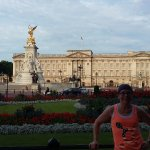 A quick visit to Buckingham Palace