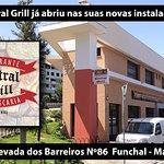 A Central Grill já abriu nas suas novas instalações!