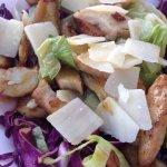 Kalamari and Swell Salad