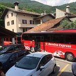 Mit dem Bernina Express auf Kurzbesuch
