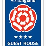 4 star award from Visit England
