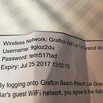 Photo de Grafton Beach Resort