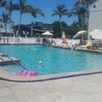 Nice, big pool!