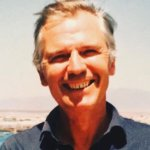 Mauricio Sanz dueño del restoran en 1985