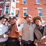 Old West Gunfights