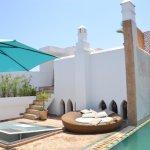 Terrasse du Riad Kalaa