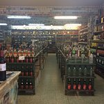 Cliffs wine in shop next door to O' Vieira