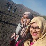 Photo of Mount Bromo