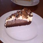 Light lemon dessert and Chocolate cookie bash pie
