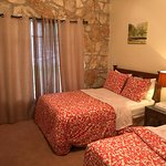 Precious rooms, peaceful atmosphere, very friendly staff!