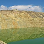 Photo only shows a small portion of the very large mine