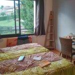 Chambre deux lits simples 19 m²