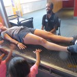 Bed of nails is very popular