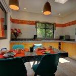cocina completamente equipada Garden Suite 126, Riviera Maya Suites