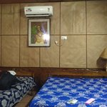 4 bedded room in main hotel
