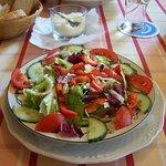 A really nice salad!