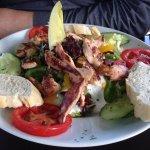 California Chicken Salat