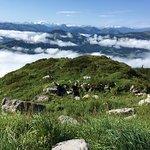 Hiking in Austria Foto