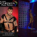 Spartacus Sauna resmi